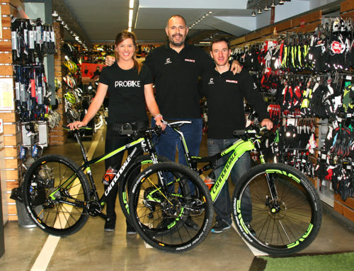 PROBIKE TEAM CON CANNONDALE