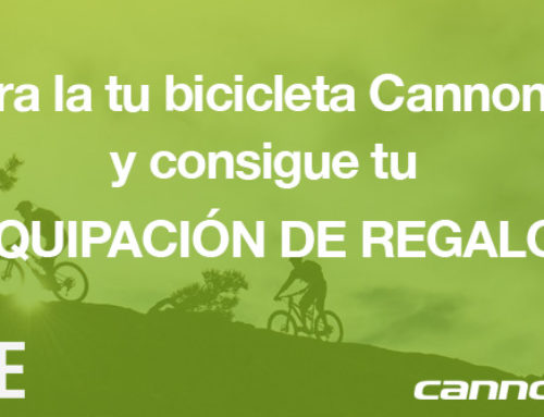 Ride In Style con Cannondale
