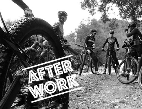 After Work, Salida nocturna en MTB. 3 de agosto 2017